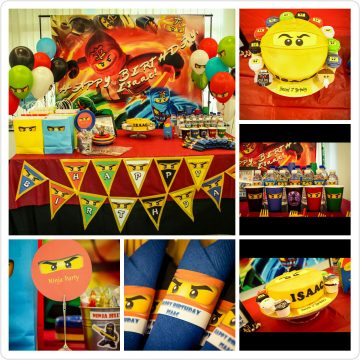 Sweeten your celebrations with customised decoration!